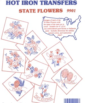 state-flowers