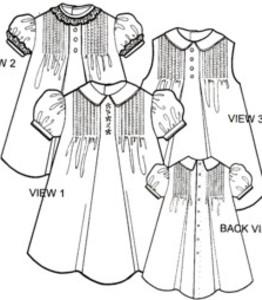 Collars Etc. Patterns | Blumenkinder Heirlooms