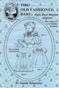 Old Fashioned Baby Heirloom Patterns