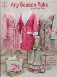 Any Season Robe by Taylor Made Designs